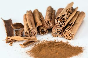 Study: ordinary cinnamon turns
