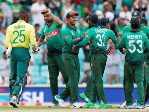 Bangladesh register 21-run