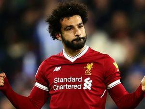 Salah has world's best left