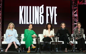 'Killing Eve' Cast And
