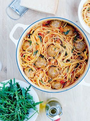 4 Healthy One-Pot Pasta