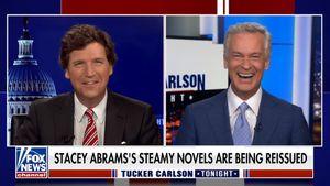Tucker Carlson Seems Kind of