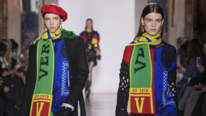 Versace Returns to the