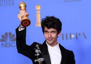 Golden Globe Winner Ben