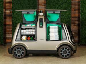 Nuro's Pizza Robot Will Bring