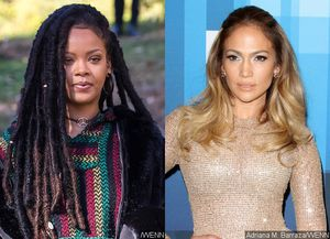 Rihanna Unfollows J.Lo on