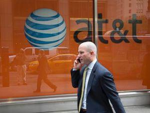 AT&T tops Wall Street's