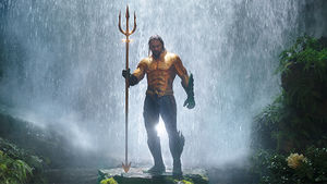 'Aquaman' Sequel Officially in
