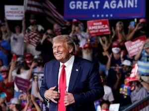 Pandemic overwhelms Trump's
