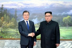 North and South Korea Have