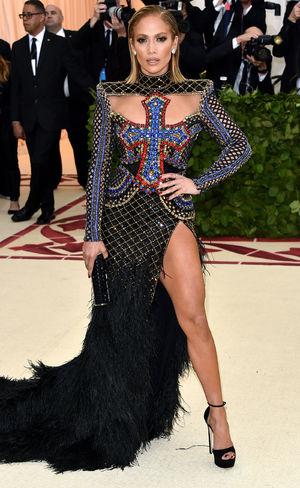 Jennifer Lopez Embraces the