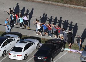 Florida school shooting: