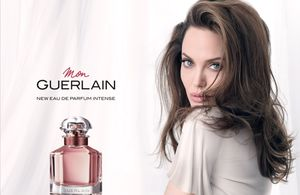 Angelina Jolie Wows in Mon