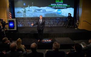 NASA Chief Says 'Nothing Off