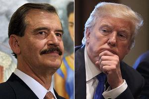 Ex-Mexican president calls