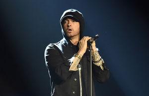 Eminem Performs Gun