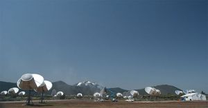 SETI is investigating a signal
