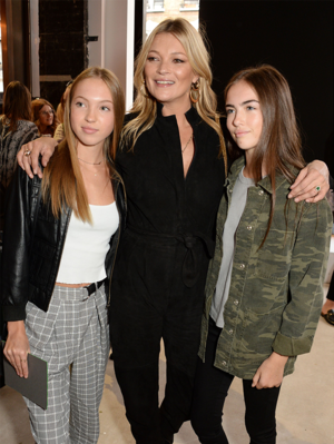 Kate Moss's Daughter Might Be