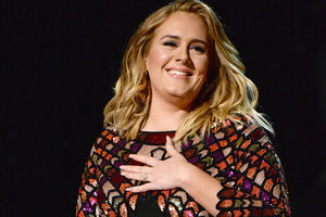 Adele starts work on new album