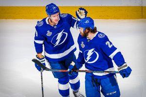 Tampa Bay Lightning start