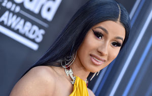 Cardi B sued for putting man's