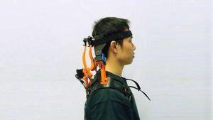 Robotic neck brace helps ALS