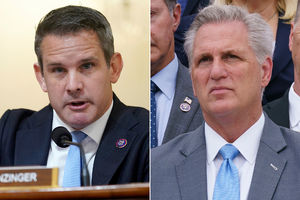 Kinzinger supports issuing