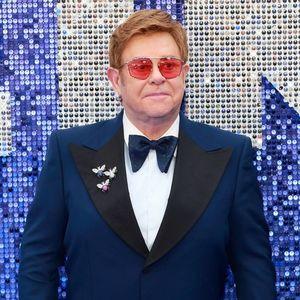 Elton John blasts the media