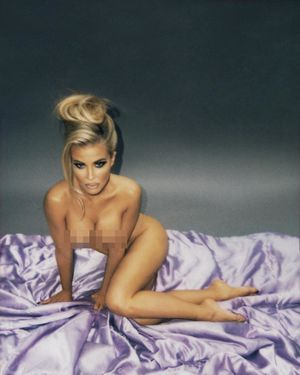 See Carmen Electra's Racy
