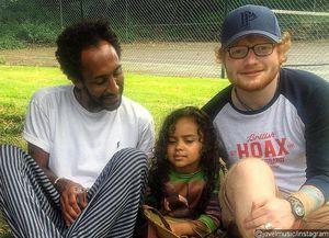 Ed Sheeran Sparks Wedding
