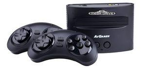 Sega Mega Drive console with