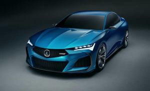 Acura Type S Concept is the