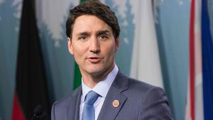 White House says Canadian PM