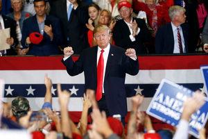 Trump makes last-minute push