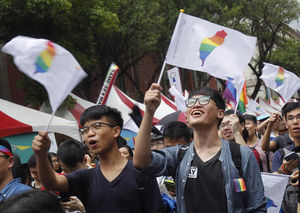 Taiwan becomes first country