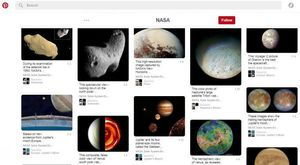 NASA shares load of space GIFs