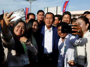 The U.S. Is Expanding Cambodia