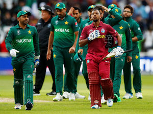 West Indies make intent clear