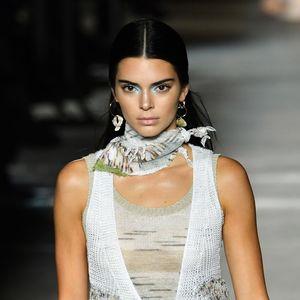 Milan Fashion Week: Metallic