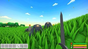 Muck: dying and respawning |