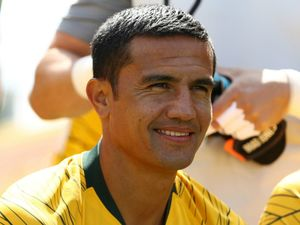Tim Cahill the Socceroos best