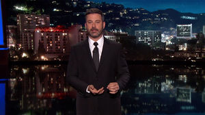 Jimmy Kimmel Criticizes New