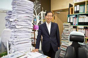 Korean Mayor Crusades Against
