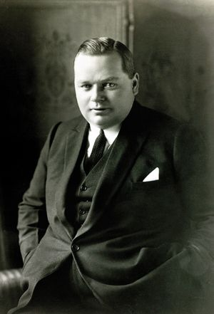 Fatty Arbuckle and the Birth