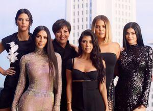 Kim Kardashian and Family