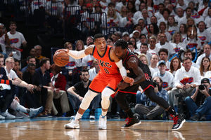 WATCH: Russell Westbrook and