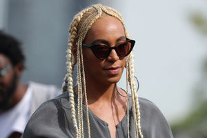 Solange says taking control of