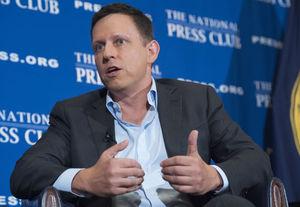 Peter Thiel caught up in $7B