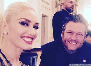 Gwen Stefani and Blake