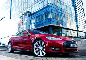 Tesla Model S owner gets